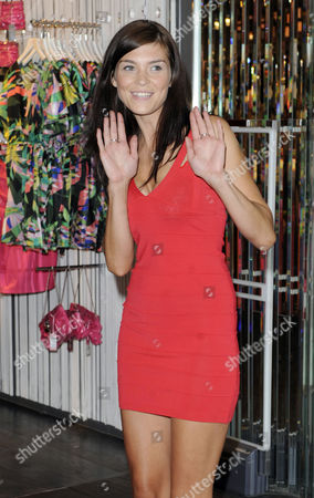 Stock Picture of Sinead Moynihan of Hollyoaks
