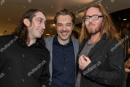 Ross Noble, Hadley Fraser and Tim Minchin