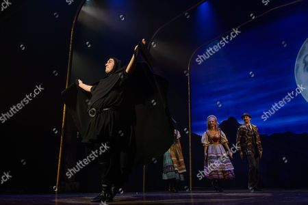 Editorial picture of 'Young Frankenstein' Press Night Curtain Call at The Garrick Theatre, London, UK - 10 Oct 2017
