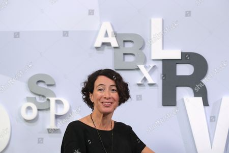 Editorial picture of Frankfurt Book Fair, Frankfurt Main, Germany - 11 Oct 2017