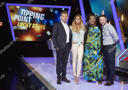 Editorial image of 'Tipping Point Lucky Stars' TV Series - Oct 2017
