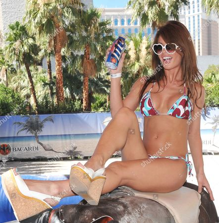 Las Vegas - July 17: Playboy Playmate Laura Croft Hosts at the Flamingo Go Pool Las Vegas July 17 2011 in Las Vegas Nevada People: Laura Croft