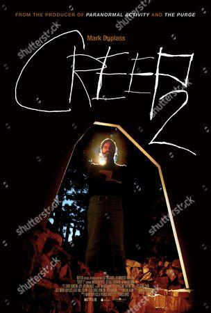 Creep 2 (2017) Poster Art. Mark Duplass