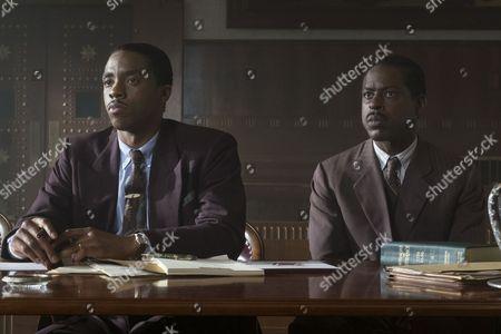 Chadwick Boseman, Sterling K. Brown