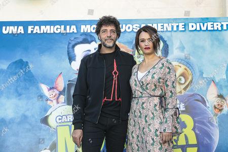 Max Gazze and Carmen Consoli