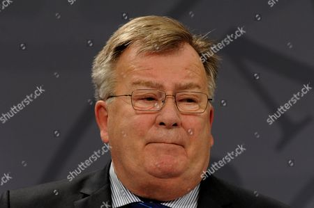 Minister for defence Claus Hjort Frederiksen