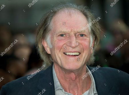 Actor David Bradley at the World Premiere of World's End at a central London cinema in Leicester Square. From the hit British series 'Broadchurch'? to 'Game of Thrones'? to 'An Adventure in Space and Time'? about the creation of 'Dr Who'?, Bradley has had a busy year. Bradley attended the BBC America TCA panel Thursday, July 25, to promote his role as, William Hartnell, the first actor to play Dr. Who, in a TV movie called 'An Adventure in Space and Time.'? It will air in November coinciding with the 50th Anniversary of 'Dr Who.â