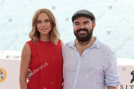 Editorial picture of Cold Skin - Photocall - 50th Sitges Film Festival, Spain - 11 Oct 2017
