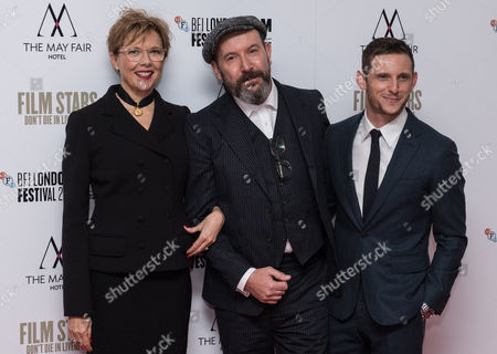 Annette Bening, Paul McGuigan and Jamie Bell