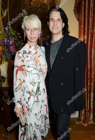 Mimma Viglezio and Todd Linn