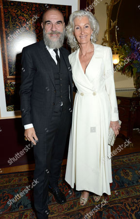 Stock Picture of Giampiero Bodino and Catherine Loewe