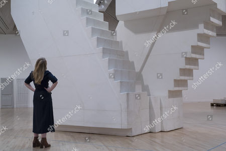 Untitled (Stairs) 2001