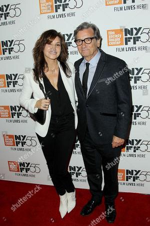 Gina Gershon, Griffin Dunne (Director)