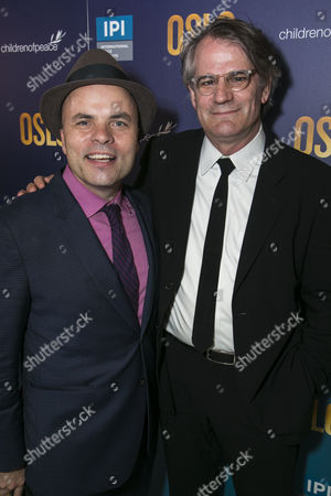 JT Rogers and Bartlett Sher (Director)