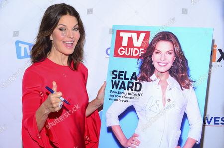 Sela Ward