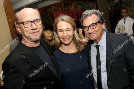 Paul Haggis, Celina Rattray, Griffin Dunne (Director)