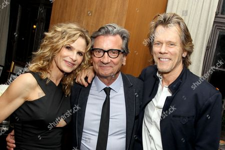 Kyra Sedgwick, Griffin Dunne (Director), Kevin Bacon