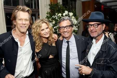 Kevin Bacon, Kyra Sedgwick, Griffin Dunne (Director), Fisher Stevens