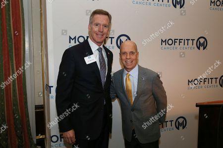 Editorial photo of Moffitt Cancer Center Leadership Series, New York, USA - 11 Oct 2017