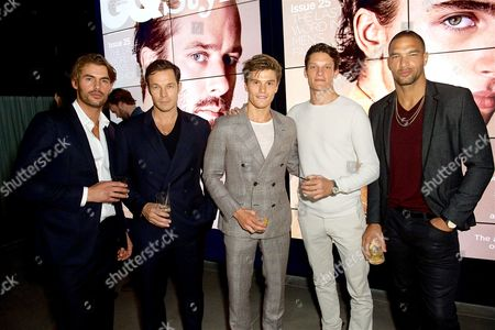 Editorial photo of GQ Style Party, London, UK - 11 Oct 2017