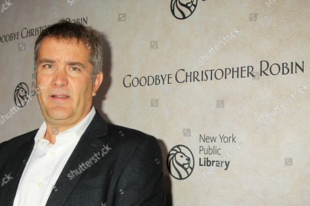 Editorial image of Fox Searchlight Pictures presents 'Goodbye Christopher Robin' NewYork Special Screening & Reception, USA - 11 Oct 2017