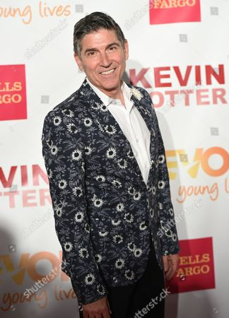"""James Lecesne attends TrevorLIVE New York to benefit The Trevor Project in New York. Lecesne, a writer and actor who co-founded the Trevor Project, is starring in his own thoughtful one-man show """"The Absolute Brightness of Leonard Pelkey"""" at the Westside Theatre"""