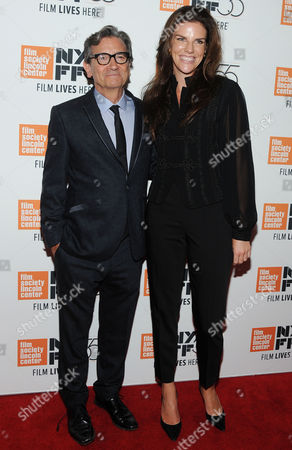 Editorial picture of 'Joan Didion: The Center Will Not Hold' film premiere, Arrivals, 55th New York Film Festival, USA - 11 Oct 2017