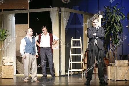 Karsten Kramer (spielt: Sidney Chaplin Bruder of Charlie), Joerg Westphal (spielt: Al Reeves, Leiter der Chaplin Studios, James, Passant/2. Mann), Wolfgang Bahro (spielt Charles Spencer Chaplin)