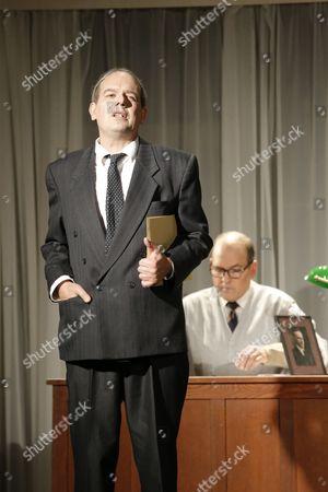 Oliver Nitsche (spielt: Mack Sennett, J Edgar Hoover,Setmitarbeiter), Herbert Schoeberl (spielt: Veranstalter, Rollie, Jack, Schiffskapitän, Barton, 1. Mann)