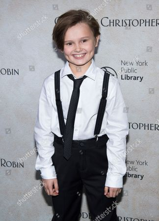 """Editorial picture of NY Screening of """"Goodbye Christopher Robin"""", New York, USA - 11 Oct 2017"""