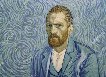 """Editorial picture of """"Loving Vincent"""" Film - 2017"""