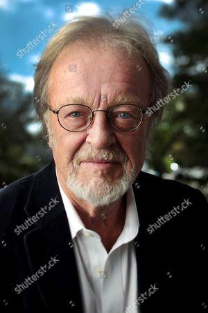 Stock Image of Bernard Cornwell