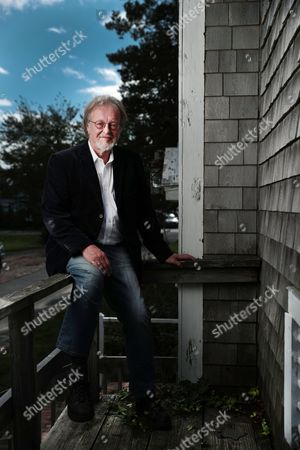 Editorial picture of Bernard Cornwell photo shoot, USA - 29 Sep 2017