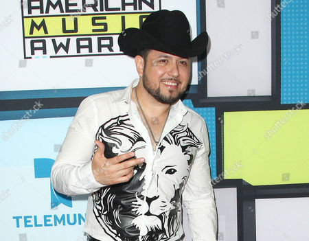 Roberto Tapia poses backstage at the Latin American Music Awards in Los Angeles. The Mexican-American singer and composer will become part of Las Vegas Walk of Stars on Nov. 18, 2015.Â