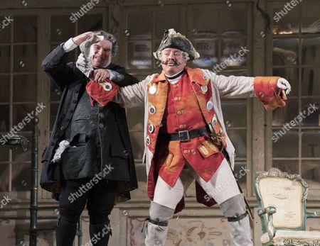 Alan Opie as Doctor Bartolo, Eleazar Rodriguez as Count Almaviva