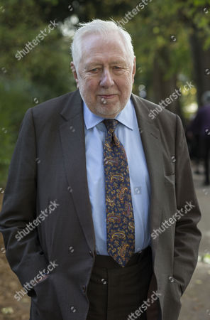 Stock Photo of Roy Hattersley