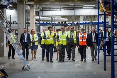 King Philippe, Francois Bellot, Marc DESCHEEMAECKER, Arnaud FEIST, Ingrid HOLEMANS