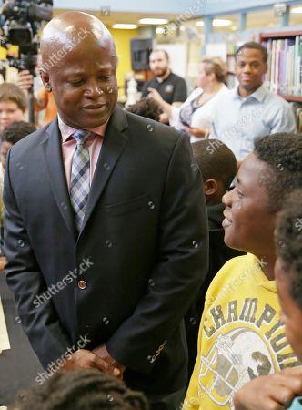 Editorial photo of A Partnership in Education, Ferguson, USA