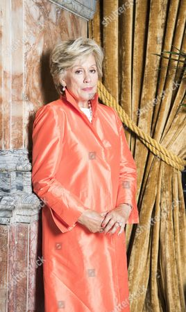 Stock Picture of Dame Kiri Te Kanawa arrives at the ceremony where she received a lifetime achievement award