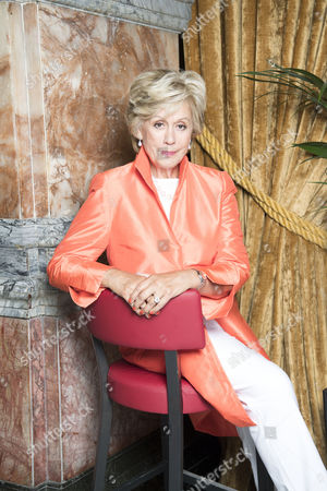 Stock Photo of Dame Kiri Te Kanawa arrives at the ceremony where she received a lifetime achievement award