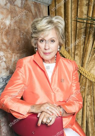 Stock Image of Dame Kiri Te Kanawa arrives at the ceremony where she received a lifetime achievement award