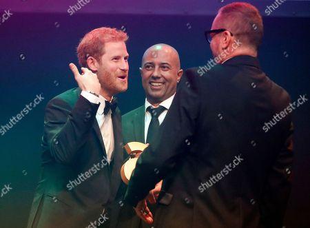 Editorial image of Britain Royal Attitude, London, United Kingdom - 12 Oct 2017