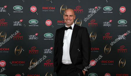 Editorial picture of Premiership Rugby Hall of Fame, London, UK - 12 Oct 2017