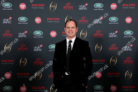 Kyran Bracken during the Premiership Rugby Hall of Fame at Honourable Artillery Company, London, England on Thursday 12th of October 2017 - (