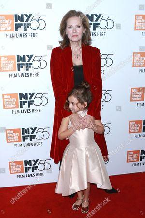 Sally Jo Effenson and Piper Blair