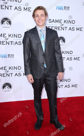 Editorial photo of 'Same Kind of Different as Me' film premiere, Arrivals, Los Angeles, USA - 12 Oct 2017
