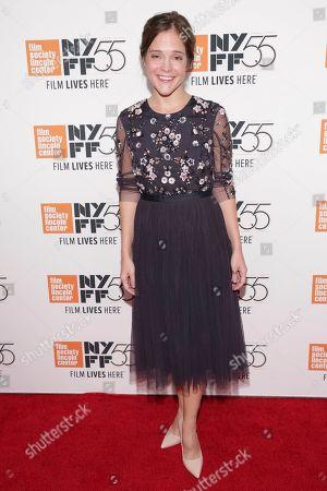 "Editorial image of 2017 NYFF - ""Mudbound"" Special Screening, New York, USA - 12 Oct 2017"