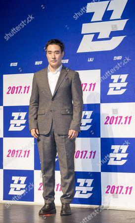 Stock Image of Bae Seong-woo