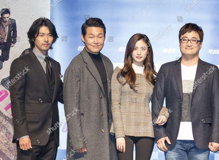 Hyun Bin, Park Sung-woong, Nana, Jang Chang-won