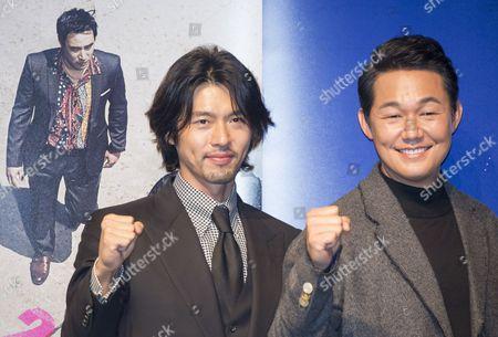 Hyun Bin, Park Sung-woong